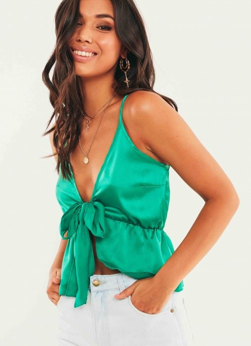 Eastlakes Top - Green