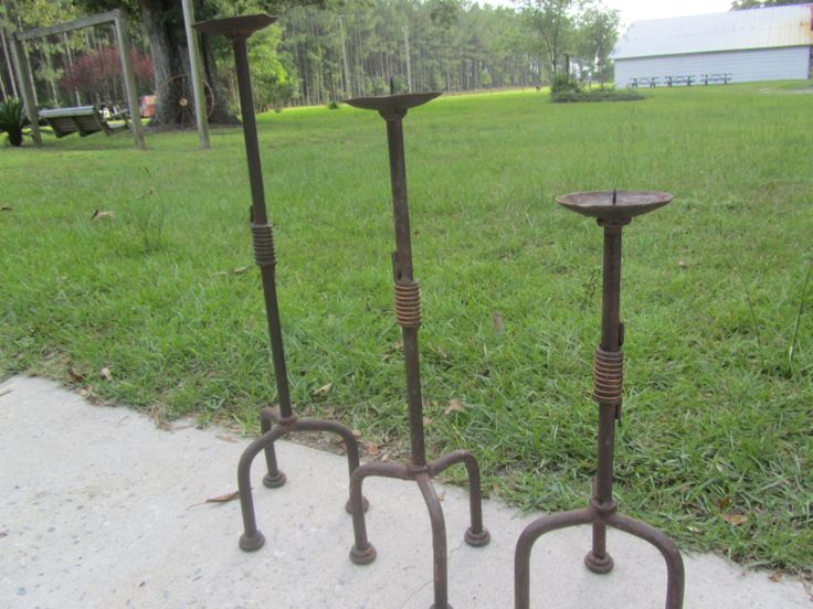 Best 25+ Wrought Iron Candle Holders Ideas On Pinterest
