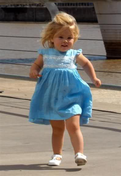 one more blog about royals: Little Princess Catharina-Amalia