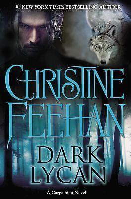 Dark: Dark Lycan 23 by Christine Feehan (2013, Hardcover) with Dust Jacket