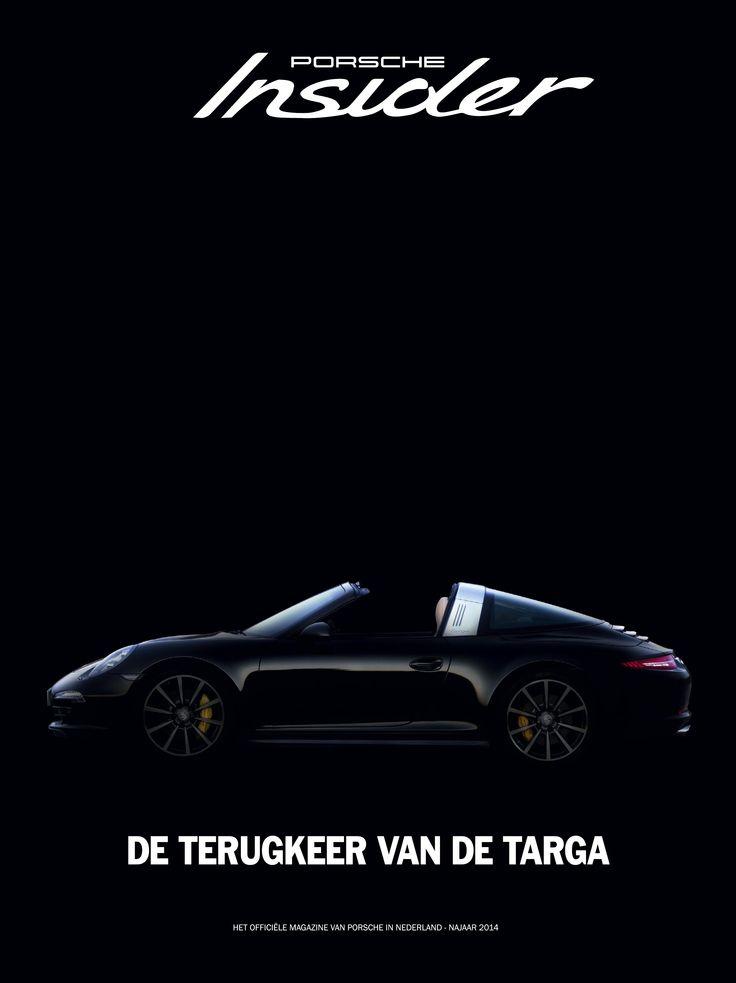 Insider Porsche Magazine