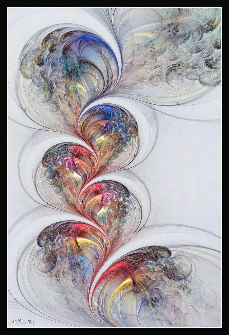 Beautiful fractal art