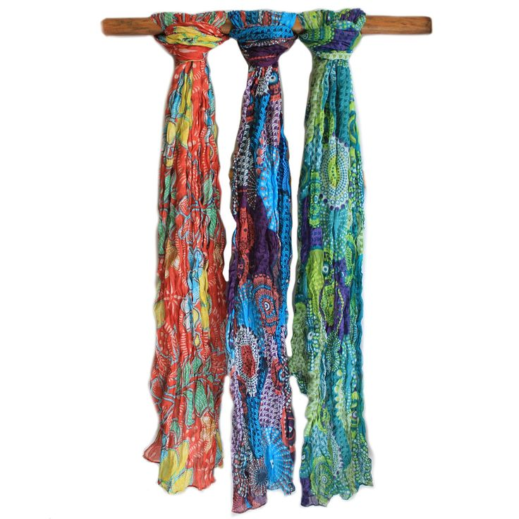 Wholesale Dots and Stars Scarves - HipAngels.com #Colorful_printed_Scarf #Colorful_printed_Scarves