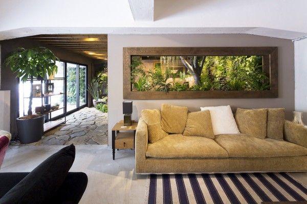 洗練された壁掛け観葉植物5つのタイプとスタイリッシュな飾り方