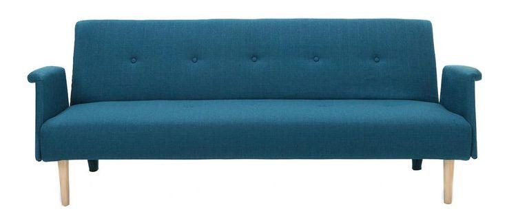 Les 25 meilleures id es de la cat gorie canap convertible for Canape bleu indigo