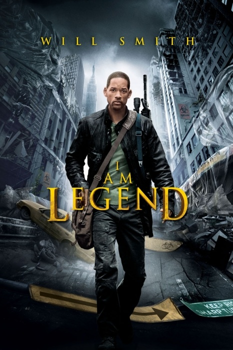 I Am Legend Will Smith I Am Legend (Alternate...