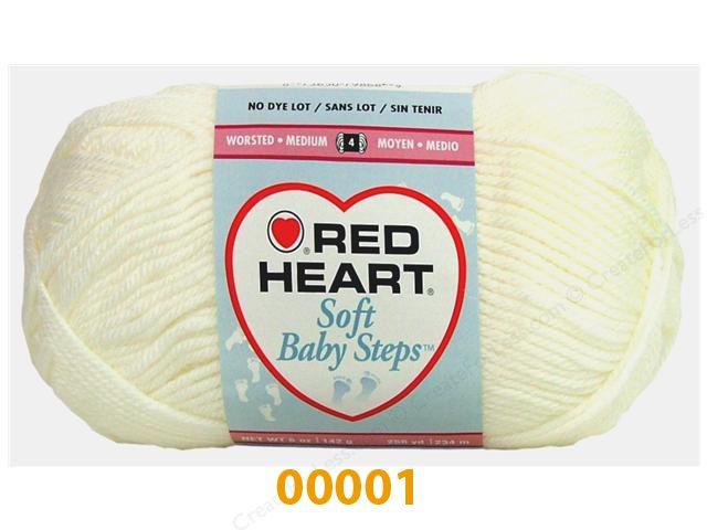 Włóczka Red Heart Baby SBS motek 100g !!!