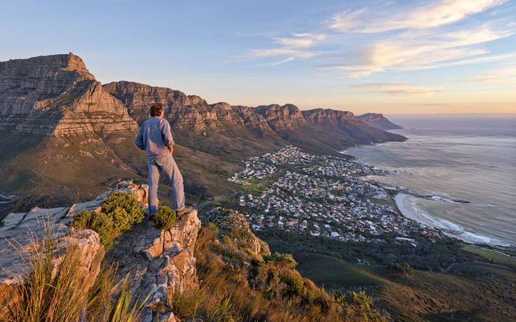Clifton is situated between Camps Bay and Bantry Bay on the Atlantic seaboard of Cape Town on the mountainside of Lion's Head, close to Cape Town city center