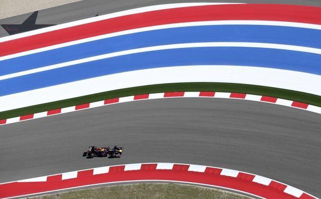 Austin F1 Grand Prix at the Circuit of the Americas in Austin November 16, 2013.