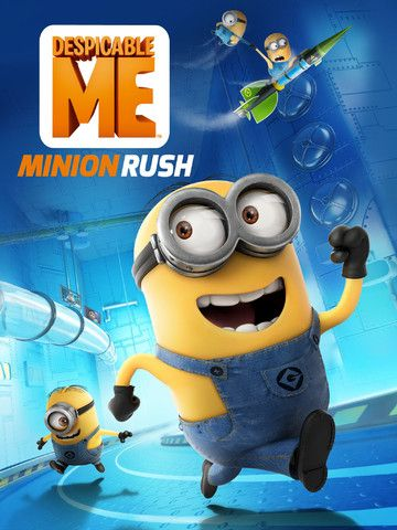 purple minion | Despicable Me: Minion Rush for iPhone 4, iPhone 4S, iPhone 5, iPod ...