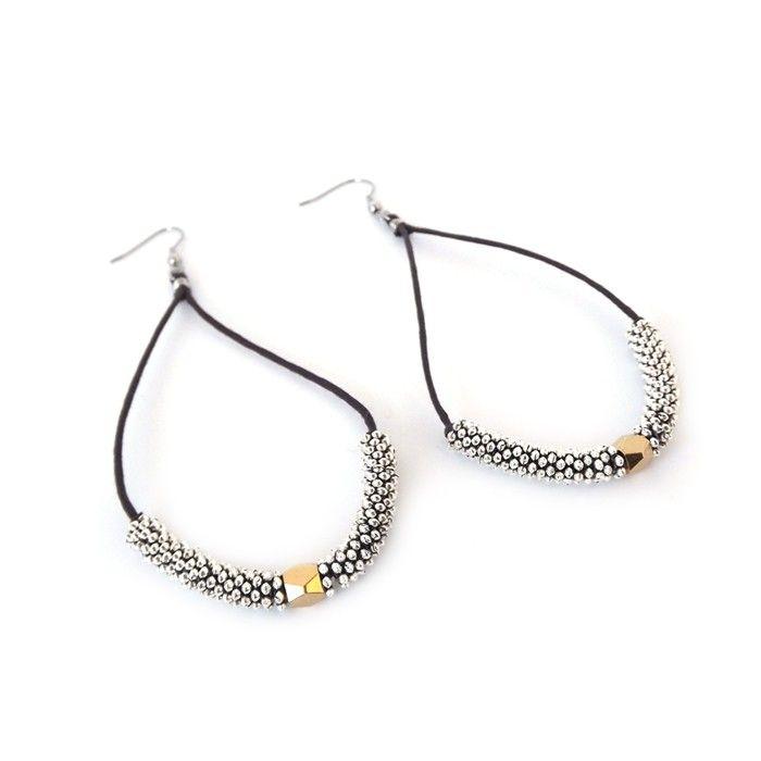 Boucles d'oreilles pour femme WellDunn- Globo  23,00$