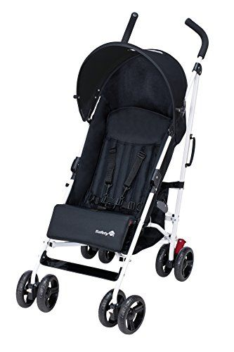 Safety 1st Canne Slim Poussette Noir/Blanc   Your #1 Source for Baby Products