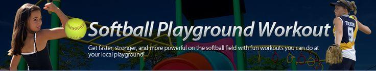 Free Quick Softball Workout