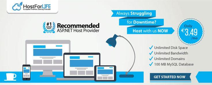 European ASP.NET MVC 4 and MVC 5 Hosting | ASP.NET MVC 6 Hosting - HostForLIFE.eu :: How to Call A C# Function With jQuery AJAX In ASP.NET MVC?