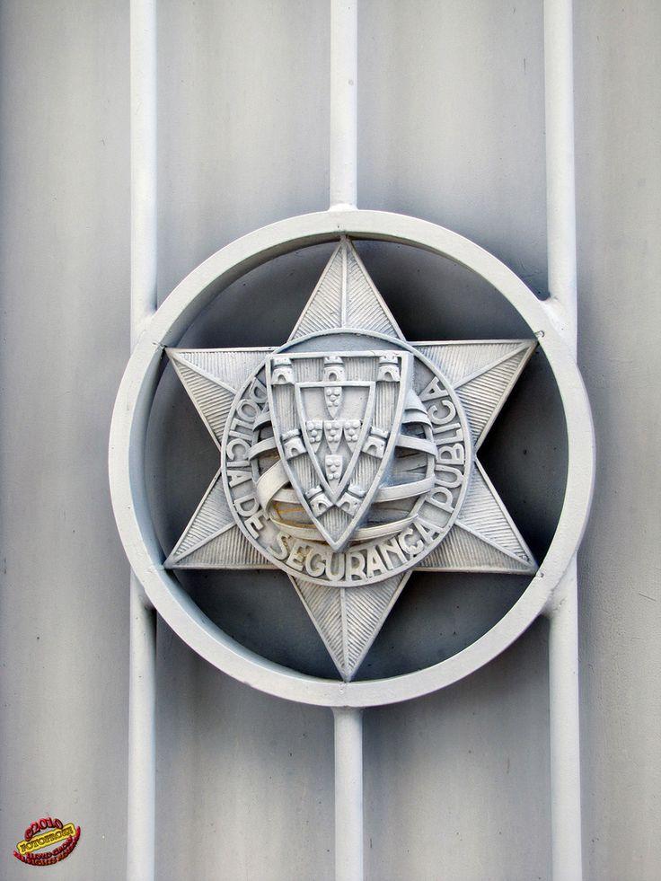 Crest of the Polícia de Segurança Pública de Portugal