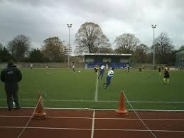 Cricklefield Stadium - Ilford Fc