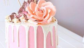 Layer Cake chocolat & Fraise et comment je créer mes gâteaux