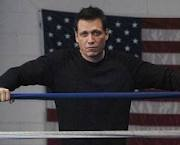 """Holt McCallany as the star of Lights Out on FX.  LONGBOARD Marketing helped bring Patrick """"Lights"""" Leary to life!"""