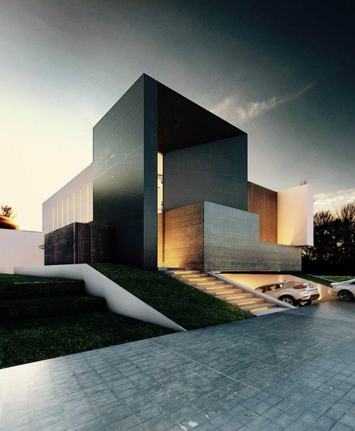Oltre 25 fantastiche idee su architettura moderna su for Architecture contemporaine
