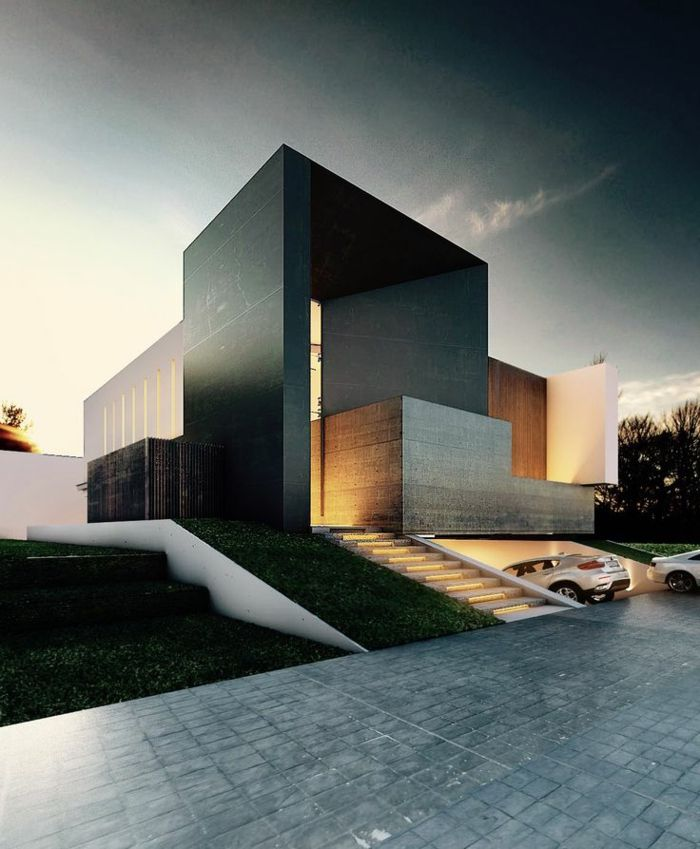 17 Best Images About Top Modern Villas On Pinterest