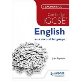 9781444191653, Cambridge IGCSE English as a second language Teacher's CD