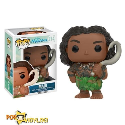 Disney's Moana Funko figures Announced http://popvinyl.net/other/disneys-moana-funko-figures-announced/  #disney #funko #moana #MoanaDorbz #MoanaPop!