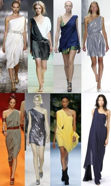 how to put on a toga roman style