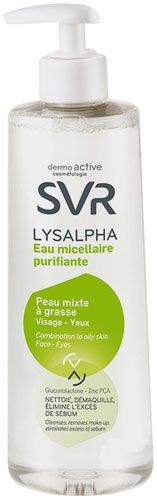 SVR Lysalpha Gel Moussant 500ml - Pharmacie Lafayette - Provisoire
