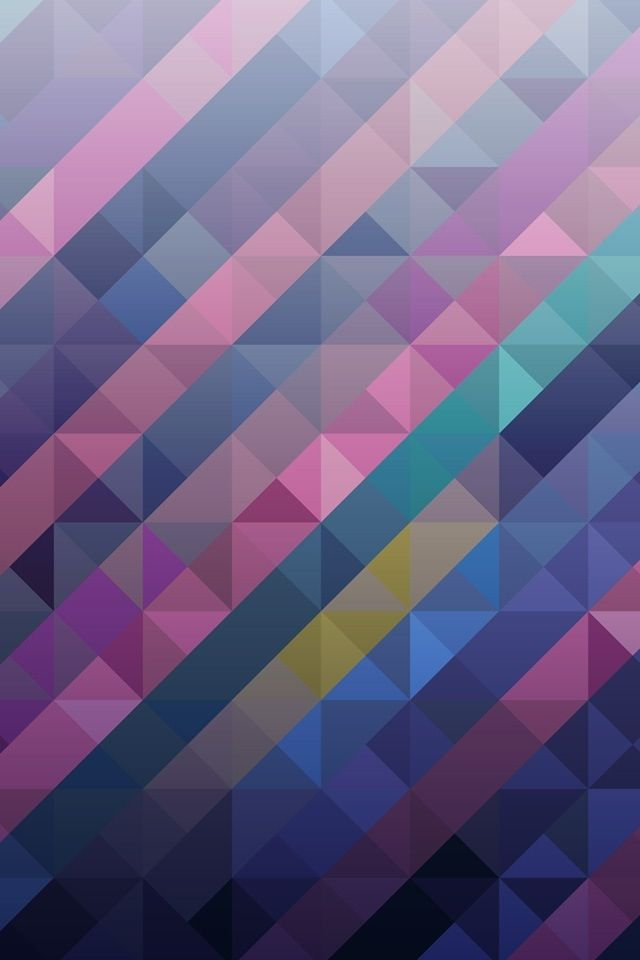 Geometric iPhone wallpaper | everything | Pinterest | Pink ...