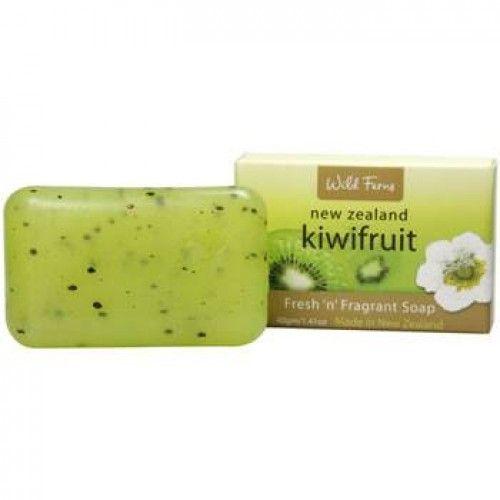 Wild Ferns Kiwifruit Fresh & Fragrant Guest Soap