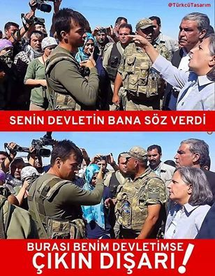 BU ASKER GİBİ VATAN SEVGİSİ OLANLARA SELAM OLSUN..