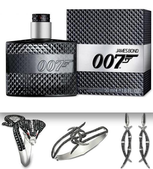 O novo filme 007, Skyfail, ainda não saiu. Mas o mercado anda em polvorosa com linhas em homenagem ao agente mais famoso do cinema.     Vem ver as novidades, agora no blog!