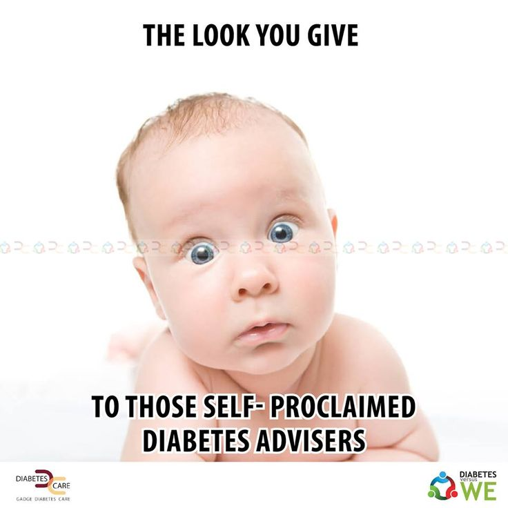 #Diabetics, we know how you feel when they won't stop giving you health tips!  Share with those special advisors and tell them how much you appreciate their advices, we're sure you know what we mean!😂   #JustForLaughs #Laughing #Therapy #FunnyFridays #Funny #Diabetes #Relatable #DiabetesVsWe