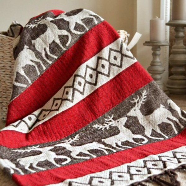 "Indian Interiors on Twitter: ""Never too early for #Xmas. Check out our festive throw #reindeer #giftorium #winterwarmers #winteriscoming #shopping https://t.co/y9zGmk98ti"""