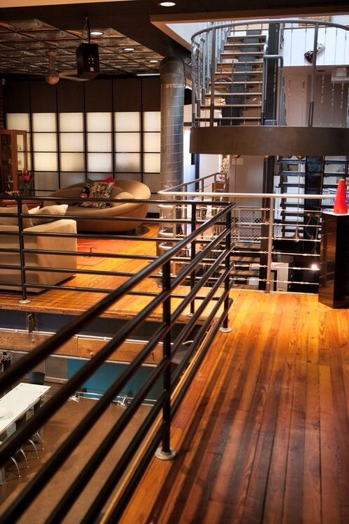25 best ideas about modern lofts on pinterest loft - Affordable interior design atlanta ...