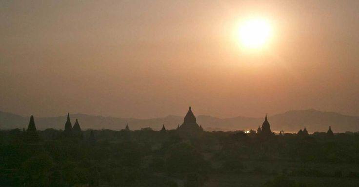 The magic of Bagan