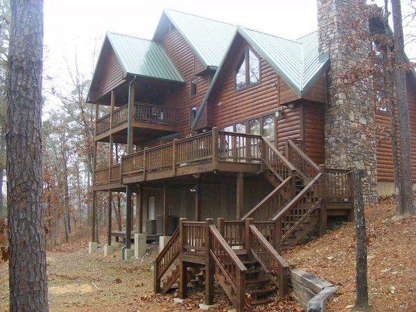 4 & 5 Bedroom Cabins - Hochatown Junction Resort - Beavers Bend and Broken Bow Cabins in Oklahoma