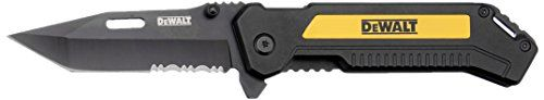 DEWALT DWHT10272 Folding Pocket Knife  Stainless Steel Blade For Durability & Rust ResistanceThumb Knob For Easy OpeningSlim, Lightweight Handle For Comfortable Grip  http://industrialsupply.mobi/shop/dewalt-dwht10272-folding-pocket-knife/