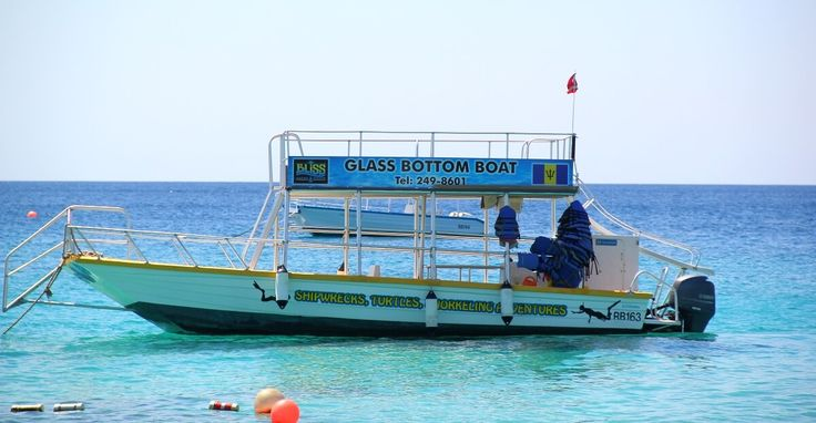 Hop aboard to experience the underwater wonder of Barbados...