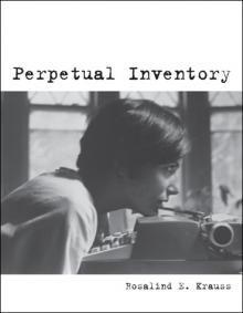 Perpetual Inventory, av Rosalind Krauss