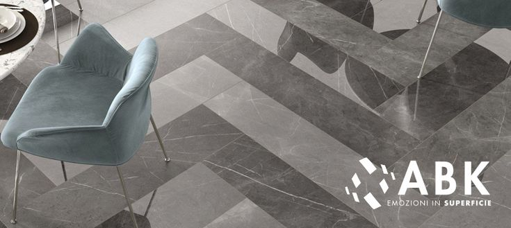 Porcelain stoneware with marble effect: Sensi collection