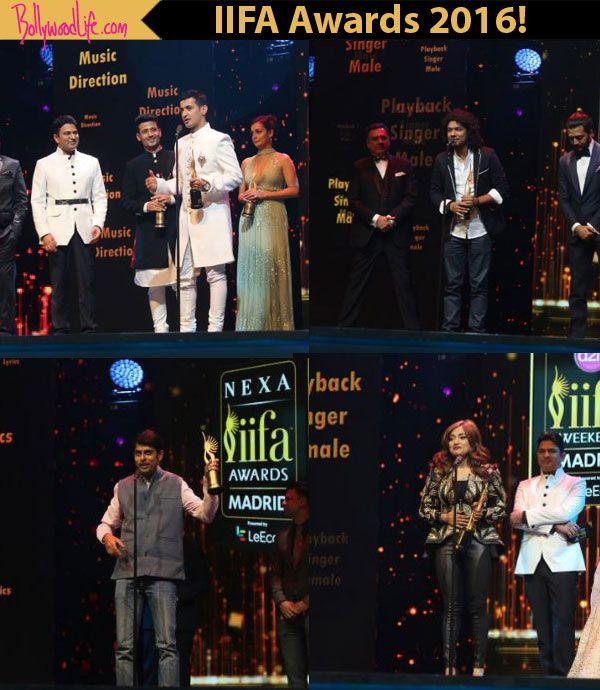 IIFA 2016 Live Updates: Papon Monali Thakur and Varun Grover bag awards for Moh Moh Ke Dhaage from Dum Laga Ke Haisha!
