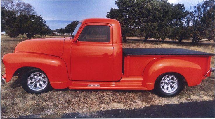 1948 Chevrolet 3100 Vochos Pickup Pinterest