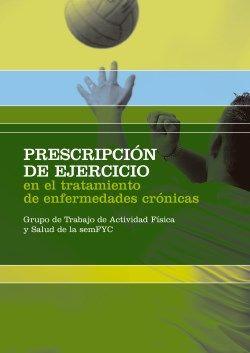 Acceso Usal. Prescripción de ejercicio en el tratamiento de enfermedades crónicas