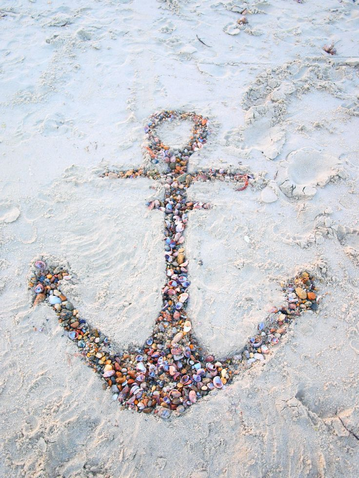Anchored at the beach :) | Source: http://eli-beth.tumblr.com/post/55711999718