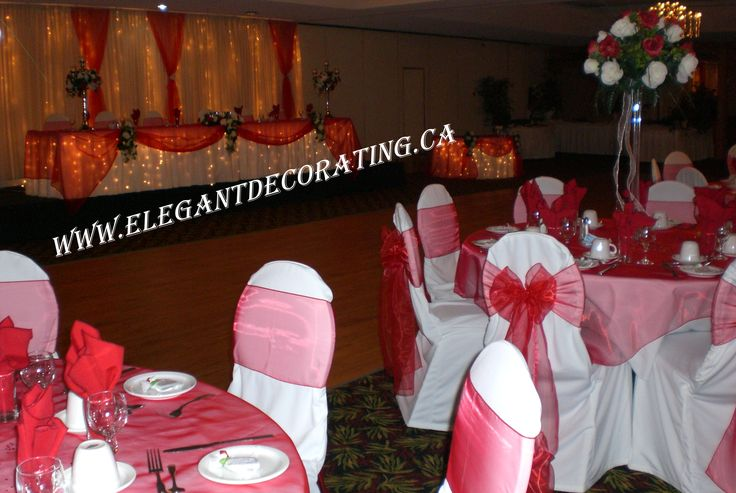 24 best wedding reception images on pinterest wedding decor edmonton wedding dcor wedding ideas backdrop with fairylights and head table junglespirit Images