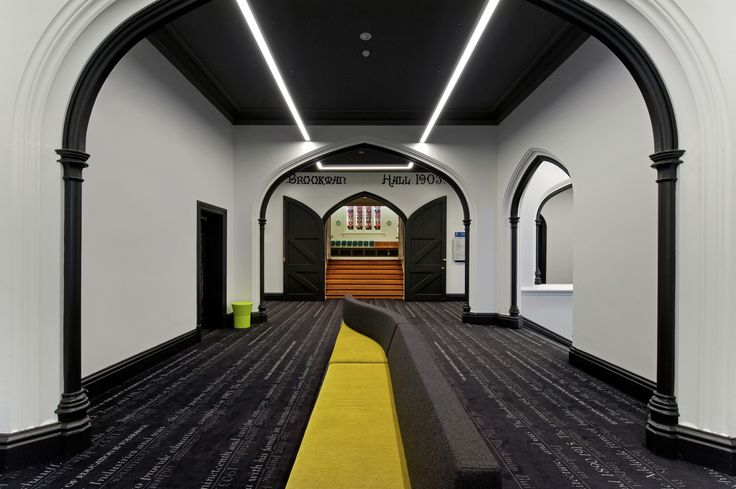 Location: Brookman Building, Australia www.egecarpets.com