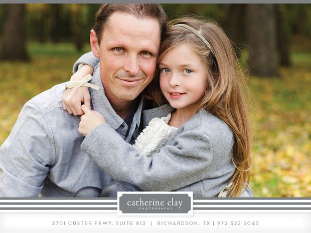 children photography, fall what to wear ideas, family photos, father and daughter pictures, outdoor pictures // Dallas photographer Catherine Clay
