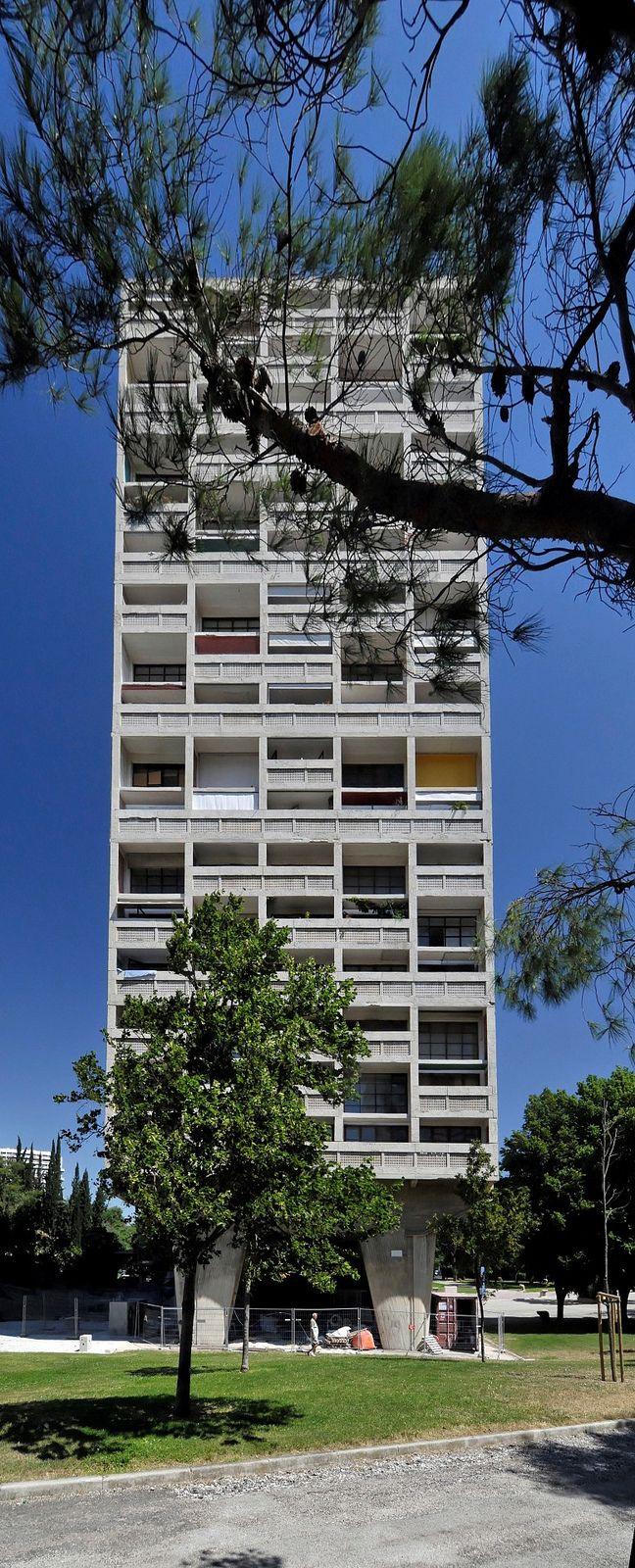 corbusierhaus unit d 39 habitation le corbusier berlin germany 1958 le corbusier. Black Bedroom Furniture Sets. Home Design Ideas