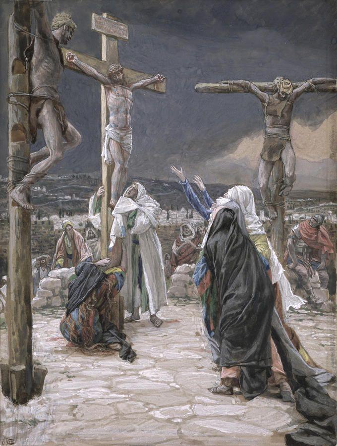 Crucifixion of Jesus Christ – His Death
